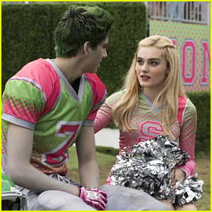 Meg Donnelly Calls 'Zombies' Dance Numbers 'Visually Insane' (Exclusive)