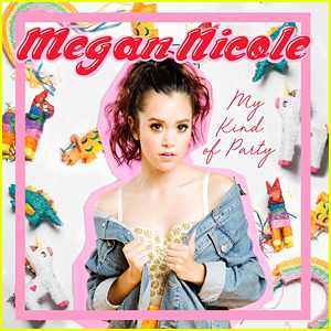 Megan Nicole Drops 'My Kind of Party' EP Before Day-Long Online Release Party