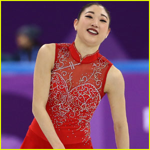 Mirai Nagasu Becomes First U.S. Figure Skater to Land Triple Axel at the Olympics!