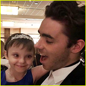Nathan Sykes Pens Touching Tribute After Loss of 7-Year-Old Cousin Jessica