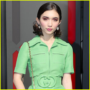 Rowan Blanchard Talks Growing Up With the Internet