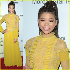 Storm Reid Says 'Wrinkle in Time' Cast Are A Family
