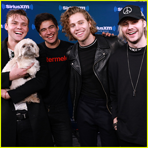 5 Seconds of Summer Says Writing 'Want You Back' Was 'Very Free Flowing'