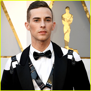 Adam Rippon Responds To Haters Who Didn't Like His Oscars 2018 Look
