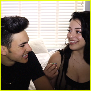 Baby Ariel Daniel Skye Dish On How They Met In New Video But Are Dating