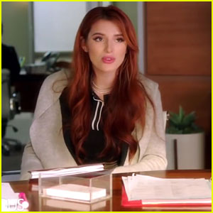 Bella Thorne Gets Threatened In New 'Famous In Love' Teaser - Watch Now!