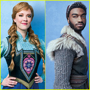 Listen to Anna & Kristoff's New Song From 'Frozen' on Broadway!
