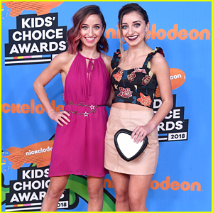 Brooklyn & Bailey Hit Up The Kids' Choice Awards 2018 In Super Cute Outfits