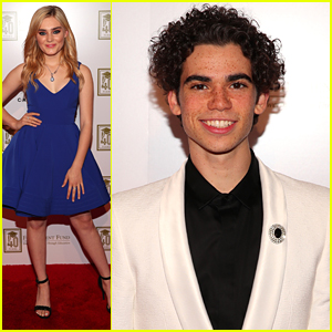 Cameron Boyce & Meg Donnelly Lead Young Hollywood To Legacy of Changing Lives Gala