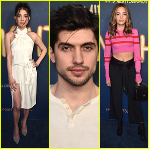 Carter Jenkins & Niki Koss Support Bella Thorne at 'Midnight Sun' Premiere