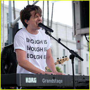 Charlie Puth Pays Tribute to Those Lost to Gun Violence With 'Change' - Listen