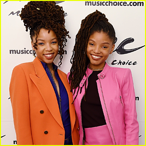 Chloe Bailey Shares Adorable Message For Sister Halle Bailey's 18th Birthday