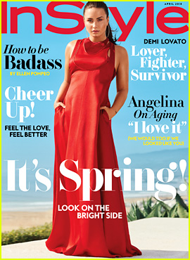 Demi Lovato Speaks About Why She's Enjoying the Single Life