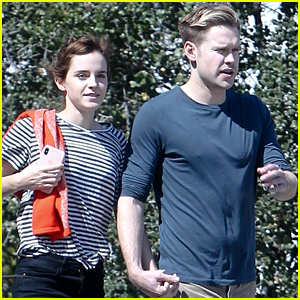 Emma Watson & Chord Overstreet Look So Happy in These Photos!