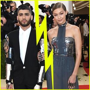 Zayn Malik & Gigi Hadid Confirm Break Up Rumors on Twitter