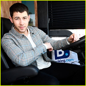 Nick Jonas Won't Dish on His Recent Kiss for This Reason