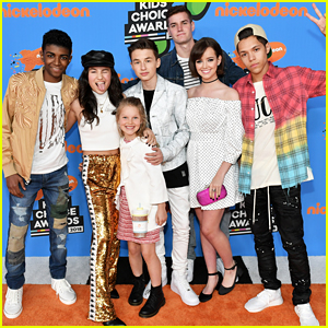 Nickelodeon's 'Hunter Street' Cast Hits Up Kids' Choice Awards 2018