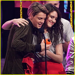 Jace Norman Wins Favorite TV Actor at KCAs 2018 & Gives Big Shout Out To His Fans In Speech