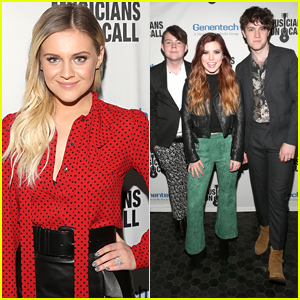 Kelsea Ballerini & Echosmith Perform at Musicians On Call 5th Anniversary Celebration