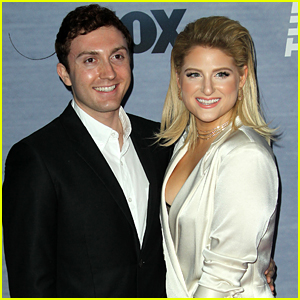 Meghan Trainor Had A Really Funny Exchange With Fiance Daryl Sabara The First Time They Met