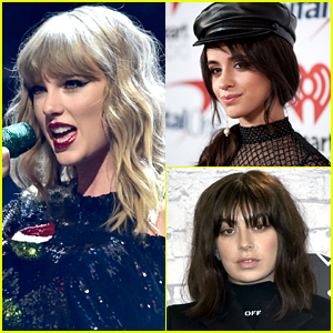 Camila Cabello & Charli XCX Are Taylor Swift's Opening Acts!