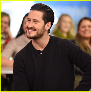 Val Chmerkovskiy Sends Thanks To Fans In Support Of His New Book