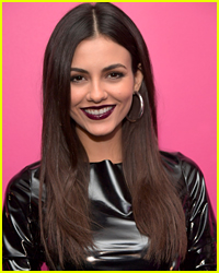 Victoria Justice Caught Paparazzi In The Act & Shared It With All Her Fans