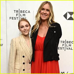 AnnaSophia Robb Has 'Soul Surfer' Reunion at Tribeca Film Festival with Bethany Hamilton!