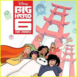 'Big Hero 6' TV Series Will Premiere in June!