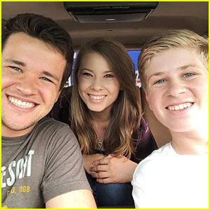 Bindi Irwin On Boyfriend Chandler Powell: 'He's My One'