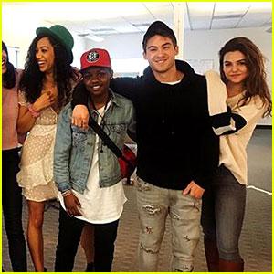 Cody Christian & Danielle Campbell Join Samantha Logan on CW's Spencer Paysinger Pilot Set