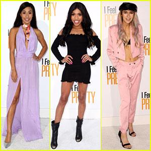 Eva Gutowski, Teala Dunn, Jessie Paege & More Attend 'I Feel Pretty' Premiere