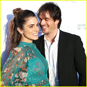 Ian Somerhalder & Nikki Reed Celebrate 3 Years of Marriage