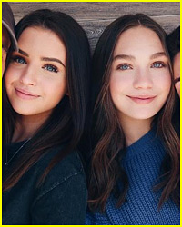 Maddie Ziegler & Jess Conte Recreated Each Other's Instagrams