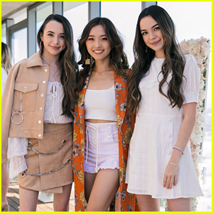 Veronica & Vanessa Merrell Step Out For Jenn Im's Pre-Easter Eggie Brunch