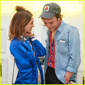 Natalia Dyer & Charlie Heaton Meet Up with 'Riverdale' Stars at Coachella!
