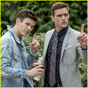 Grant Gustin Details How Barry Allen Will Handle Ralph's [SPOILER] on 'The Flash'