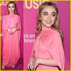 Sabrina Carpenter's Break Out Style Moment: I Felt Like Princess Aurora