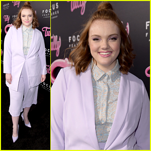 Shannon Purser Has 'Pinch Me' Moment At 'Tully' Premiere in LA