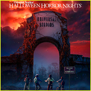 'Stranger Things' Is Heading to Universal Studios' Halloween Horror Nights!
