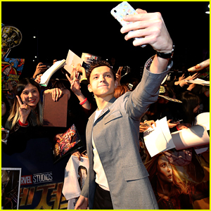 Tom Holland Gets 'Will Smith-ed' By Benedict Cumberbatch for 'Avengers: Infinity War' Premiere in Seoul