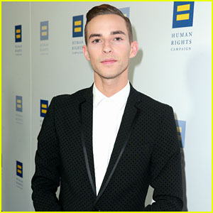 Adam Rippon Will Compete on 'Dancing With the Stars' All-Athletes Season (Report)
