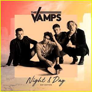 The Vamps Debut 'Day' Album Artwork as Surprise For Fans