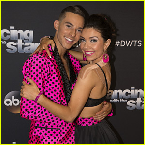 Adam Rippon & Jenna Johnson Want To Do Something 'Mindblowing' For The DWTS: Athletes Finals