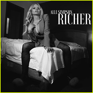 Alli Simpson Releases New Song 'Richer' - Stream & Download!