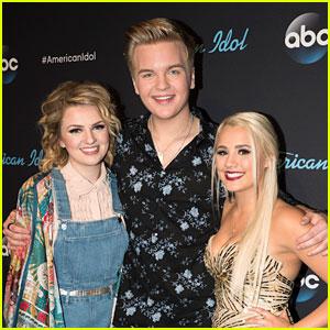 'American Idol' Top 3 Contestants' Finale Set List Revealed!