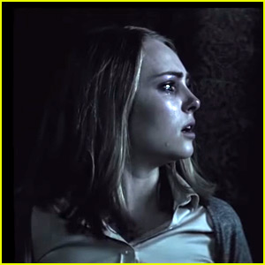 The Trailer for AnnaSophia Robb's New Movie 'Down a Dark Hall' Will Definitely Make You Jump Out of Your Seat