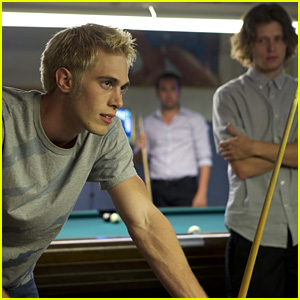Watch an Exclusive Clip From Blake Jenner's Upcoming Movie 'Billy Boy'!