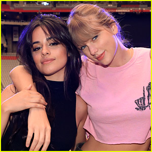 Camila Cabello Once Wished To Go To A Taylor Swift Concert - Now She's Performing With Her