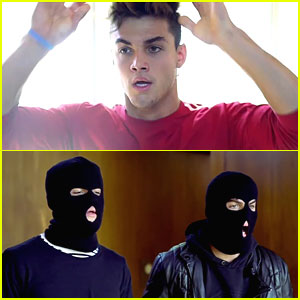 The Dolan Twins Get Robbed During New House Tour - Watch!
